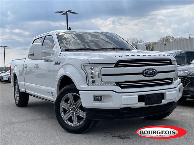 2019 Ford F-150 Lariat (Stk: 21T287A) in Midland - Image 1 of 19