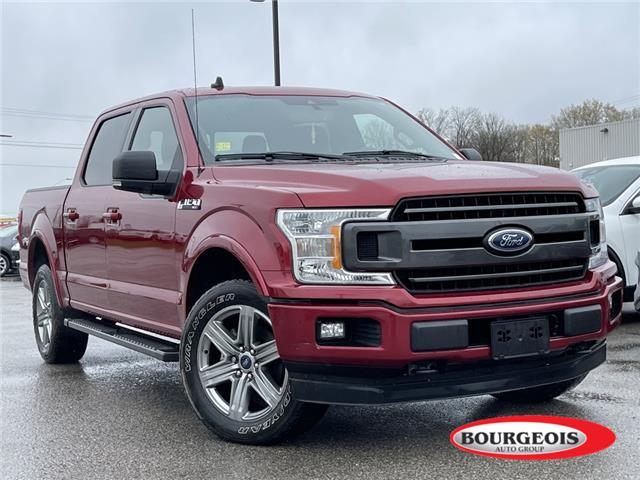 2019 Ford F-150 XLT (Stk: 20T1054A) in Midland - Image 1 of 6