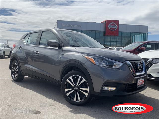 2018 Nissan Kicks  (Stk: 020AL3AA) in Midland - Image 1 of 17