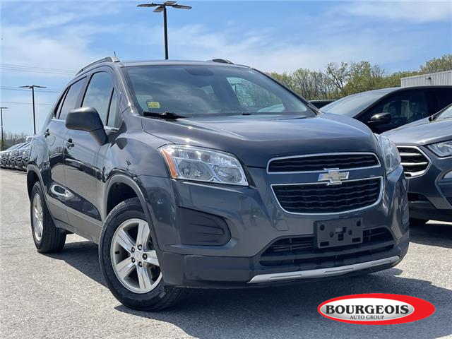 2015 Chevrolet Trax 2LT (Stk: 20T936A) in Midland - Image 1 of 7