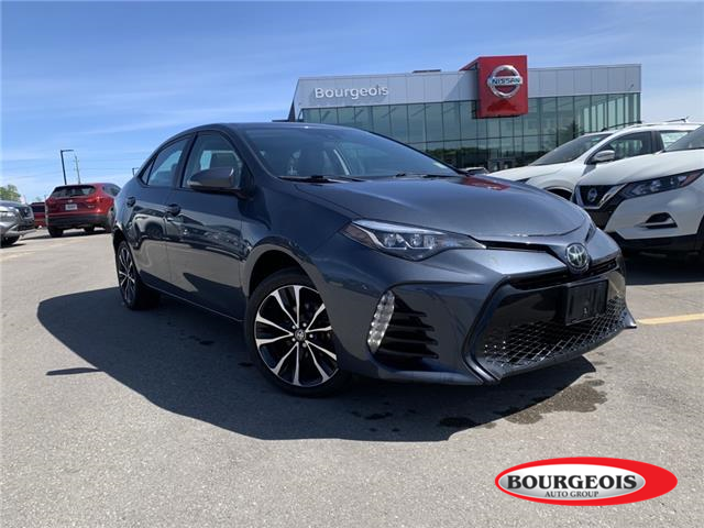 2018 Toyota Corolla LE (Stk: 00U214) in Midland - Image 1 of 18