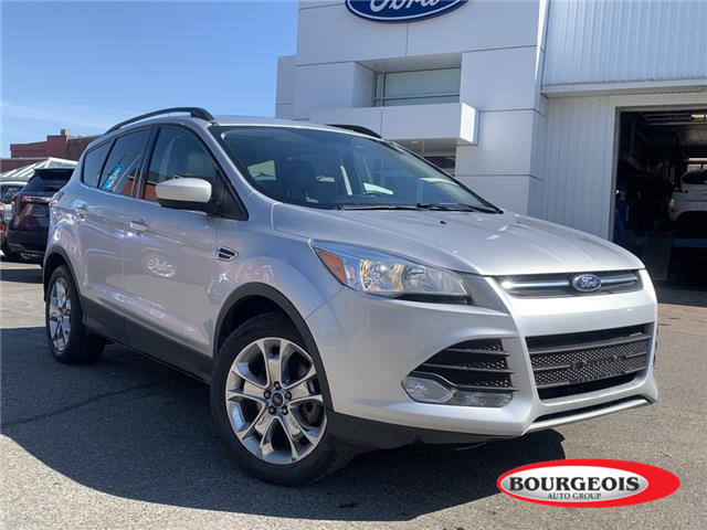2016 Ford Escape SE (Stk: 21124A) in Parry Sound - Image 1 of 17
