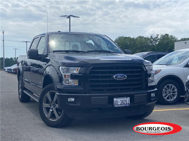 2016 Ford F-150 XLT (Stk: 21T238A) in Midland - Image 1 of 13