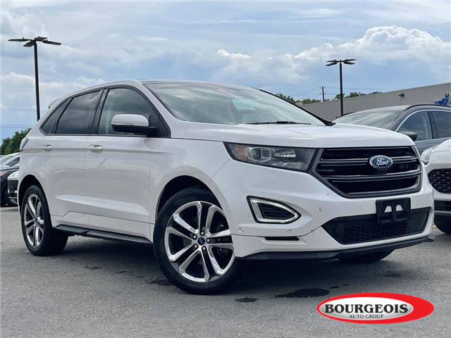 2018 Ford Edge Sport (Stk: 21T380B) in Midland - Image 1 of 14