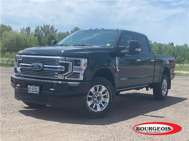 2021 Ford F-250 Limited (Stk: 21T263A) in Midland - Image 1 of 29