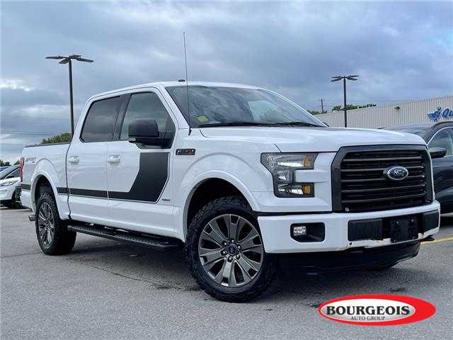 2016 Ford F-150 XLT (Stk: 21T46A) in Midland - Image 1 of 16