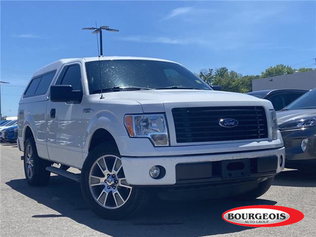 2014 Ford F-150 STX (Stk: 21T78A) in Midland - Image 1 of 9
