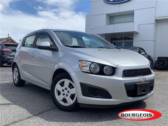2015 Chevrolet Sonic LS Auto (Stk: 20257A) in Parry Sound - Image 1 of 17