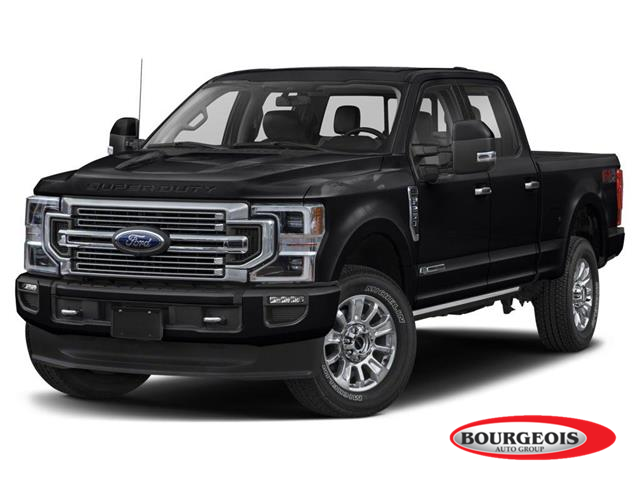 2021 Ford F-250 Limited (Stk: OP2123) in Parry Sound - Image 1 of 9