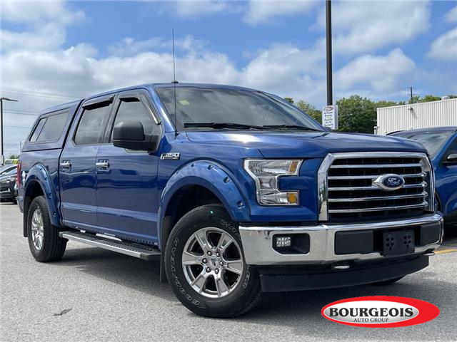 2017 Ford F-150 XLT (Stk: 21T471A) in Midland - Image 1 of 11