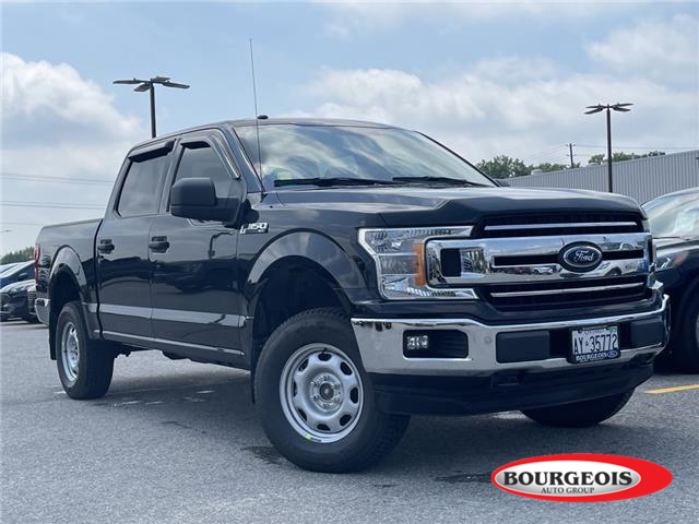 2018 Ford F-150 XLT (Stk: 21T412A) in Midland - Image 1 of 9