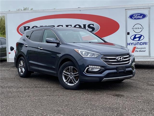 2017 Hyundai Santa Fe Sport 2.4 SE (Stk: 00U020) in Midland - Image 1 of 14