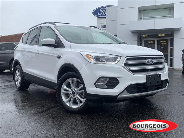 2018 Ford Escape SEL (Stk: 21145A) in Parry Sound - Image 1 of 17