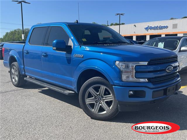 2019 Ford F-150 Lariat (Stk: 21T503A) in Midland - Image 1 of 15