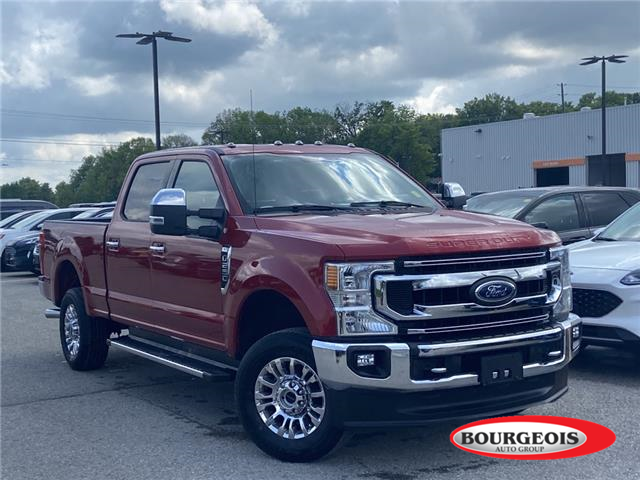 2020 Ford F-250 XLT (Stk: 21T507A) in Midland - Image 1 of 14