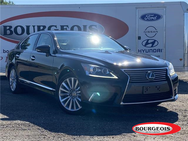 2013 Lexus LS 460 Base (Stk: 21PS18A) in Midland - Image 1 of 24