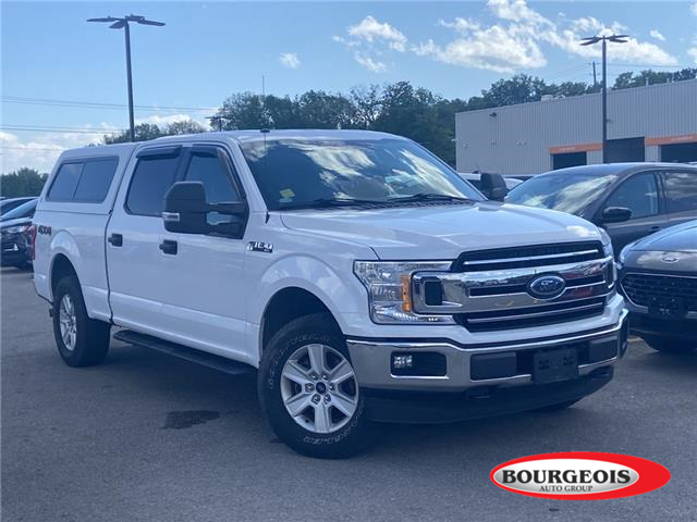 2018 Ford F-150  (Stk: 21T657A) in Midland - Image 1 of 14