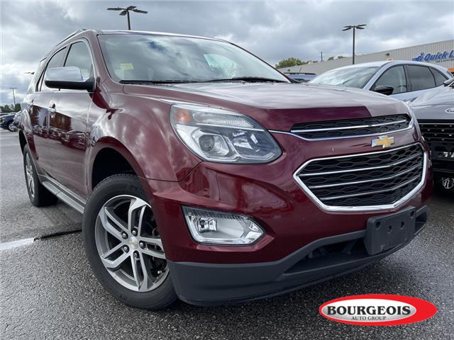 2017 Chevrolet Equinox Premier (Stk: 0387PT) in Midland - Image 1 of 14