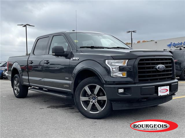 2017 Ford F-150 XLT (Stk: 21T686A) in Midland - Image 1 of 17