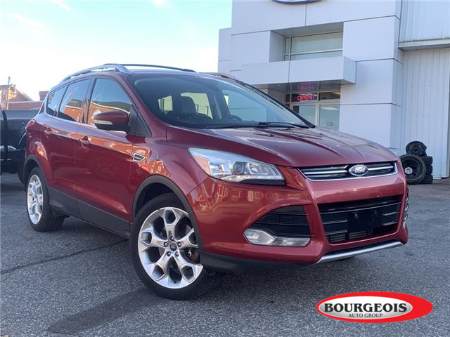 2013 Ford Escape Titanium (Stk: 21240A) in Parry Sound - Image 1 of 18