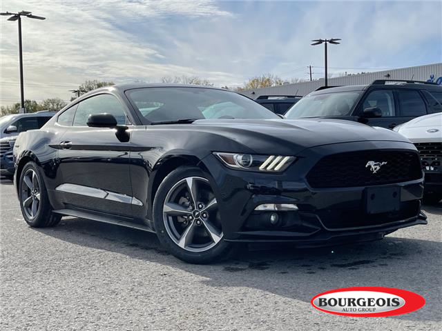 2015 Ford Mustang V6 (Stk: 21T736A) in Midland - Image 1 of 6