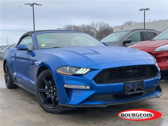 2019 Ford Mustang EcoBoost Premium (Stk: 0RC833) in Midland - Image 1 of 17