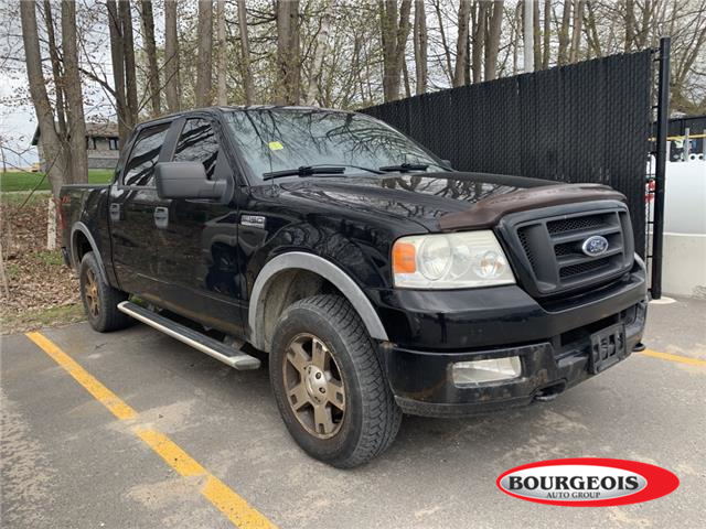 2005 Ford F-150 FX4 (Stk: 19T1459AA) in Midland - Image 1 of 2