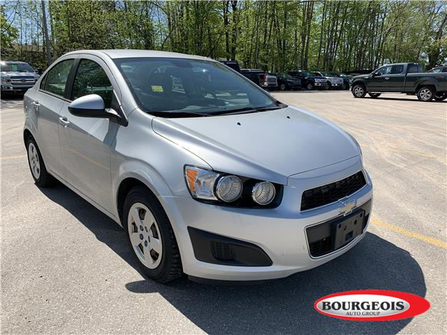 2012 Chevrolet Sonic LS (Stk: 19MU2A) in Midland - Image 1 of 2