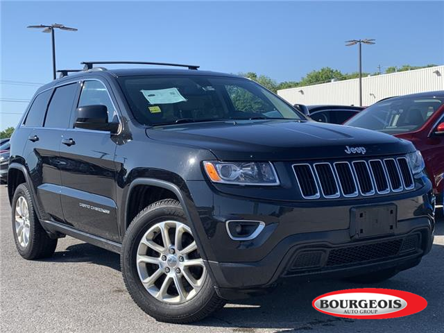 2014 Jeep Grand Cherokee Laredo (Stk: 20RT19A) in Midland - Image 1 of 15