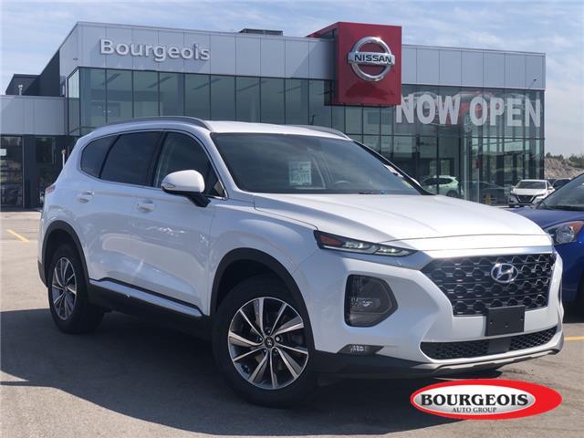 2019 Hyundai Santa Fe Preferred 2.4 (Stk: R00084) in Midland - Image 1 of 3