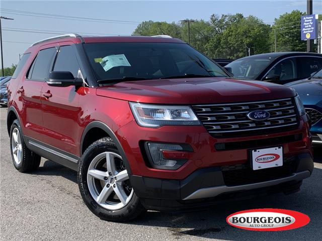 2016 Ford Explorer XLT (Stk: 20T468A) in Midland - Image 1 of 18