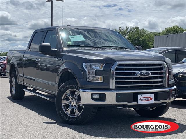 2016 Ford F-150 XLT (Stk: 20T569A) in Midland - Image 1 of 6