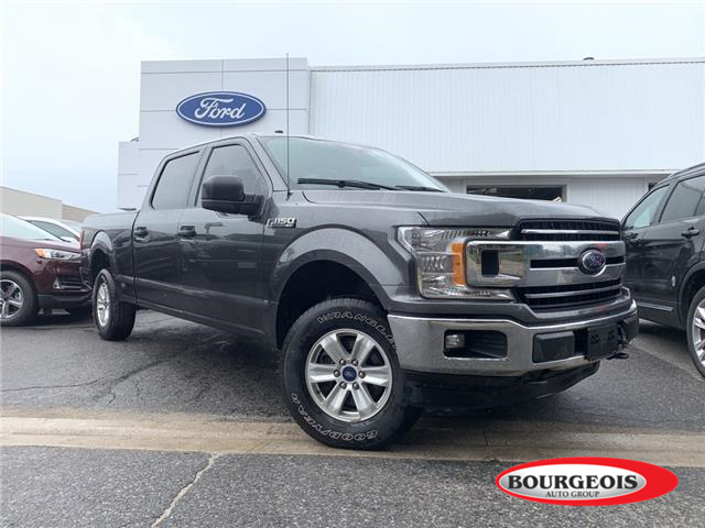 2018 Ford F-150 XLT (Stk: 19161A) in Parry Sound - Image 1 of 17
