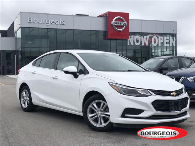 2016 Chevrolet Cruze LT Auto (Stk: 20SE14A) in Midland - Image 1 of 10