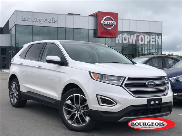 2016 Ford Edge Titanium (Stk: 20MR20A) in Midland - Image 1 of 7