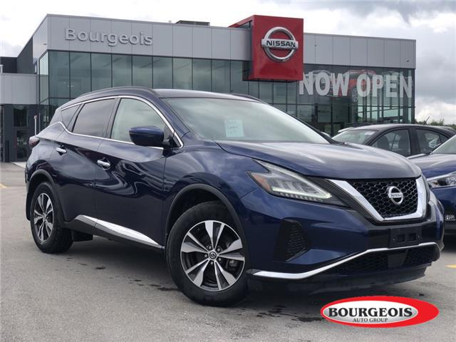 2019 Nissan Murano SV (Stk: R00093) in Midland - Image 1 of 5