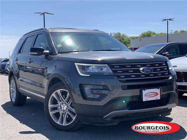2017 Ford Explorer XLT (Stk: 20T107A) in Midland - Image 1 of 18