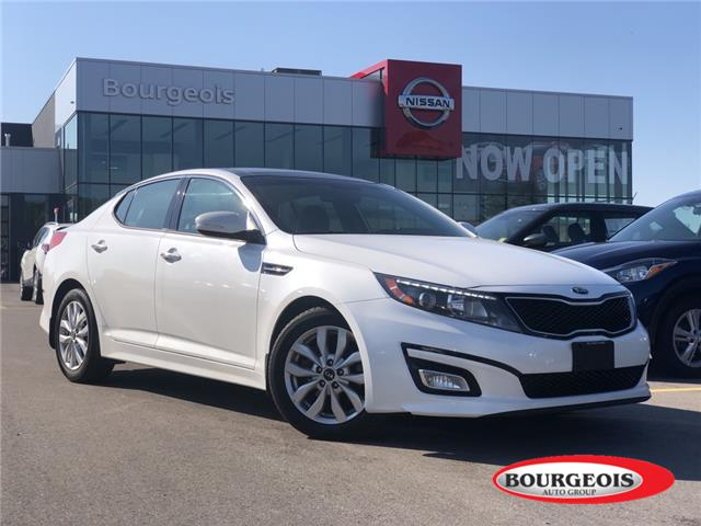 2015 Kia Optima EX (Stk: 00U100) in Midland - Image 1 of 15