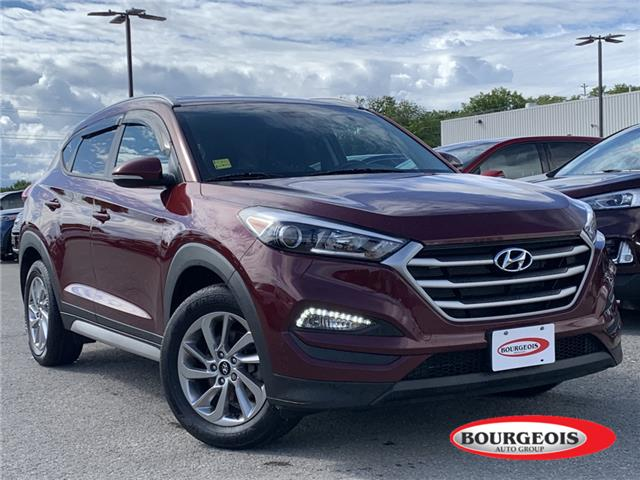2017 Hyundai Tucson Premium (Stk: 20T525A) in Midland - Image 1 of 15