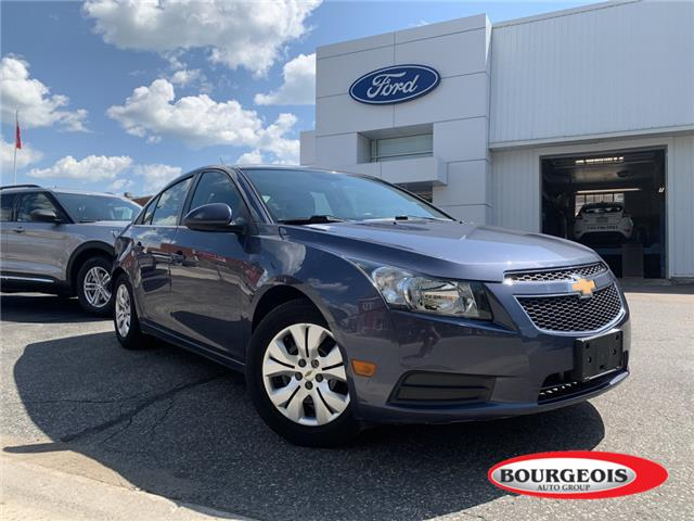 2013 Chevrolet Cruze LT Turbo (Stk: OP2016A) in Parry Sound - Image 1 of 17