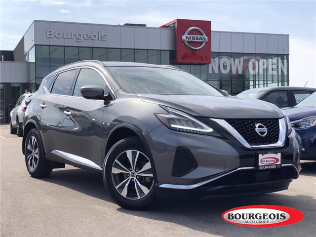 2019 Nissan Murano SV (Stk: 20PA24A) in Midland - Image 1 of 16