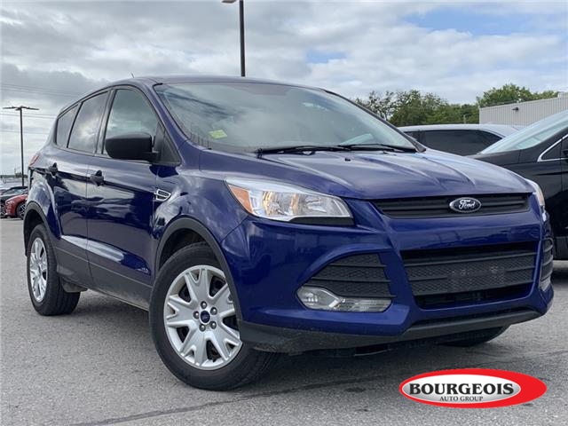 2016 Ford Escape S (Stk: 20T701A) in Midland - Image 1 of 12