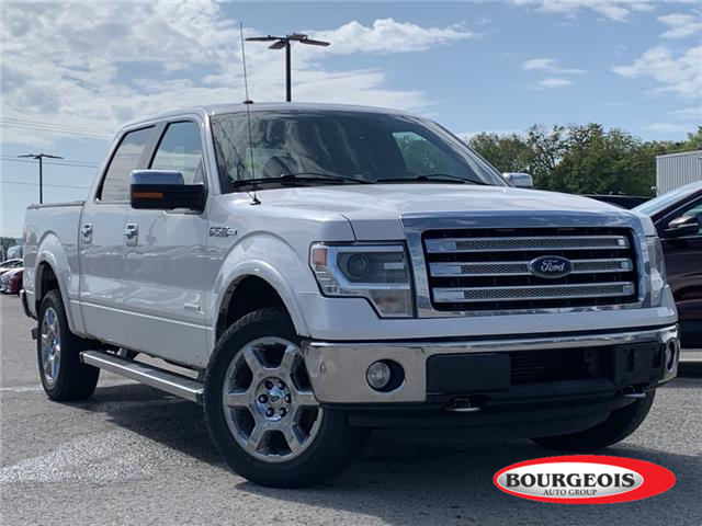 2013 Ford F-150 Lariat (Stk: 20T649A) in Midland - Image 1 of 11
