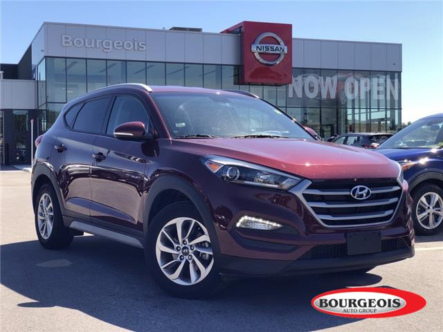 2017 Hyundai Tucson Premium KM8J3CA44HU489985 20RG126A in Midland