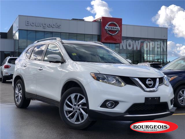 2015 Nissan Rogue SL (Stk: 20MR31A) in Midland - Image 1 of 6