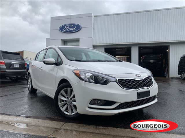 2016 Kia Forte 2.0L EX (Stk: 20119A) in Parry Sound - Image 1 of 17
