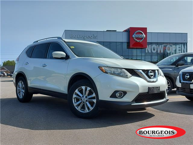 2015 Nissan Rogue S (Stk: 20RG88A) in Midland - Image 1 of 13