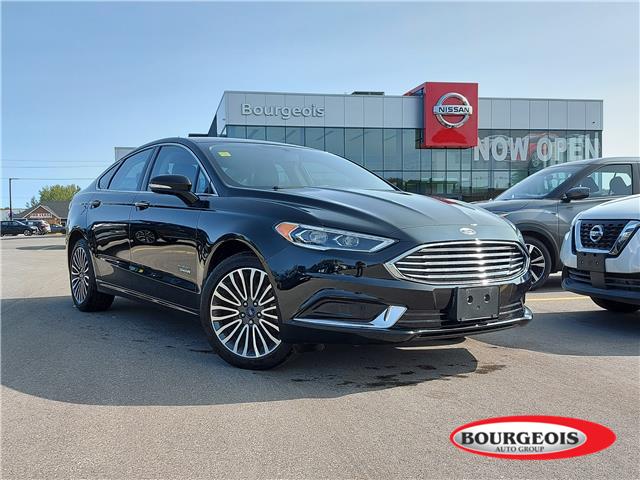 2018 Ford Fusion Energi SE Luxury 3FA6P0PU1JR198982 19MC18A in Midland