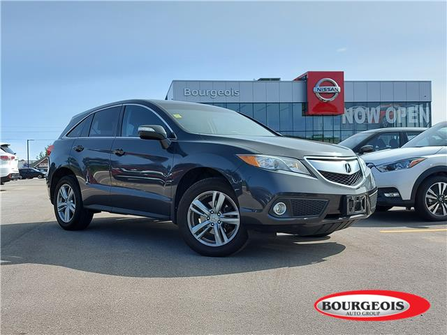 2015 Acura RDX Base (Stk: 20RG113A) in Midland - Image 1 of 13