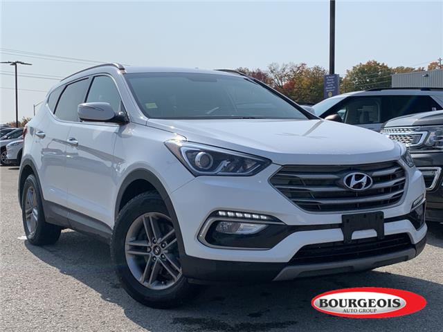 2017 Hyundai Santa Fe Sport 2.4 Premium (Stk: 140PTA) in Midland - Image 1 of 11